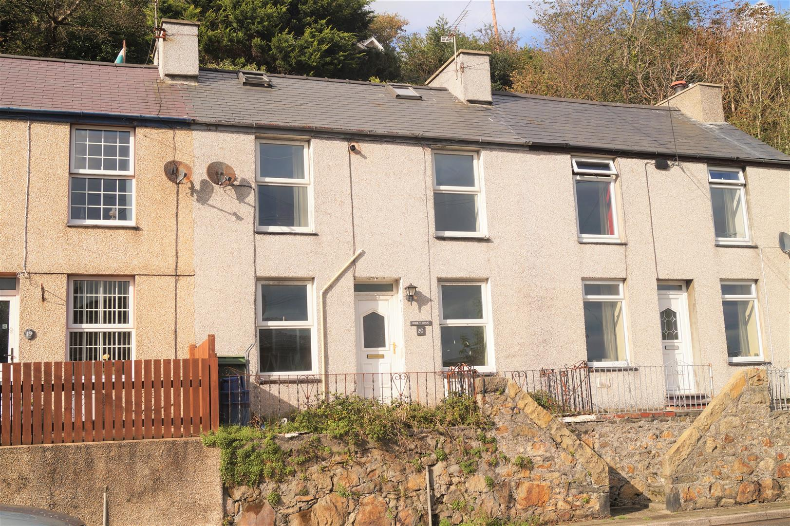 Abererch Road, Pwllheli - £125,000